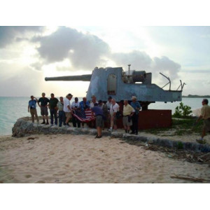 """Bloody Tarawa"" Tarawa & Makin Island Tour (29 Jul - 3 Aug 2017)"