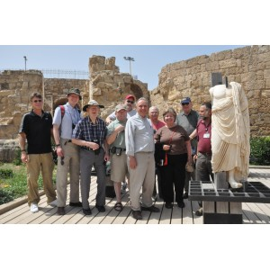 """Israel Military & Cultural History """"MHT Holy Land Spring Return"""" (23 Apr - 3 May 2017)"""