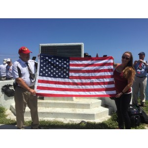 73rd Anniversary Iwo Jima Reunion of Honor (19 - 26 Mar 2018)