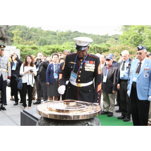 2018 - Korean War Veterans Association Korea Revisit Program